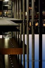 (Px4u by Team Cu29) Tags: mnchen treppe architektur reflexion spiegelung infineon sule neubiberg