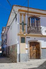 Casa con cruz verde para ahuyentar a los malos espirtus (Andrs Photos 2) Tags: streets bolivia ciudad lapaz calles altiplano sudamerica elalto lasbrujas