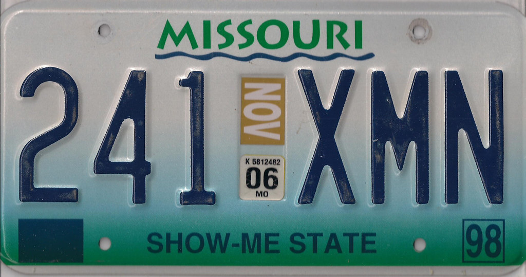 The World\'s most recently posted photos of missouri and plate ...