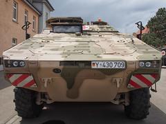 GTK Boxer - Ambulance (Paramedix) Tags: germany deutschland olympus ambulance boxer ems rettungsdienst badenwrttemberg gtk sanitt em5 stettenakmbundeswehr