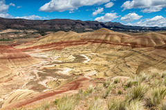 Painted Hills, Oregon 2 (chasingthelight10) Tags: nature oregon photography landscapes events places highdesert paintedhills johndayfossilbedsnationalmonument