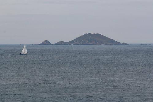 L'île Rouzic, archipel des Sept-Iles