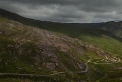 26-52 That leads to your door (artvaleri) Tags: cork ireland winding road healy pass