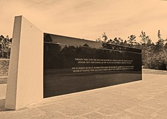 The new Borden Legacy Monument, CFB Borden Ontario (wessexman...(Mike)) Tags: warmemorial hss cfbborden marlenehiltonmoore sliderssunday