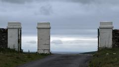 Day 6 04 Mull of Galloway Lighthouse gateposts (bob watt) Tags: uk june canon scotland 7d 2016 mullofgalloway 18135mm canoneos7d kirkcudbrightholidayjune2016