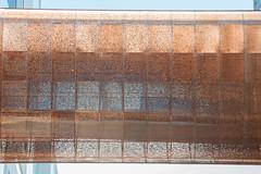 Passerelle nouveau CHUM (chumontreal) Tags: architecture montral centrehospitalierdeluniversitdemontral construction passerelle cuivre chum nchum hpital