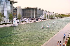 The Stavros Niarchos Foundation Cultural Center  _DSC0932 (Chris Maroulakis) Tags: park chris lake water boats bay nikon opera library center artificial athens opening cultural attica unofficial 2016 niarchos faliron d7000 maroulakis