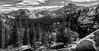 Yosemite 2016 (hermitsmoores) Tags: vacation bw nature woods nikon hiking lakes roadtrip yosemite fullframe fx forests tenayalake d800 tiogapass olmsteadpoint onewithnature nikkor2870mmf28 nikond800