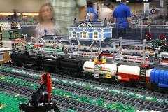 BW_16_Penn-Tex_058 (SavaTheAggie) Tags: pennlug tbrr pentex texas brick railroad train trains layout steam engine locomotive locomotives display yard city