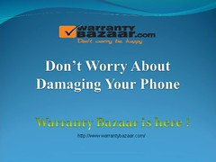 Additional Warranty Extension (warrantybazaar) Tags: extension additional warranty