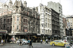 07_Melbourne2016 (Fadel Faruq) Tags: road street city building heritage history architecture buildings landscape outdoor victorian streetphotography australia melbourne victoria historic vic streetscape oldage aussieland buildingcomplex