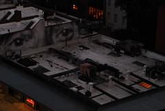 Whitney Museum Rain (juan tan kwon) Tags: nyc sunset cloud rain skyline night sushi chelsea manhattan applestore nigel 1776 whitneymuseum freedomtower