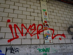 Graffiti in Zrich 2015 (kami68k []) Tags: graffiti tag zurich tags illegal zrich tagging bombing handstyles handstyle 2015 inxer