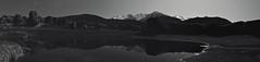 Midnight castle hill panorama (colinhansen1967) Tags: lovelynewflickr d3200 nikon sky reflection lake snow hills stars midnight blackandwhite panorama pano castlehill nikon1855mm southernalps newzealand moonlight hugin photostich canterbury dark darkness nightime