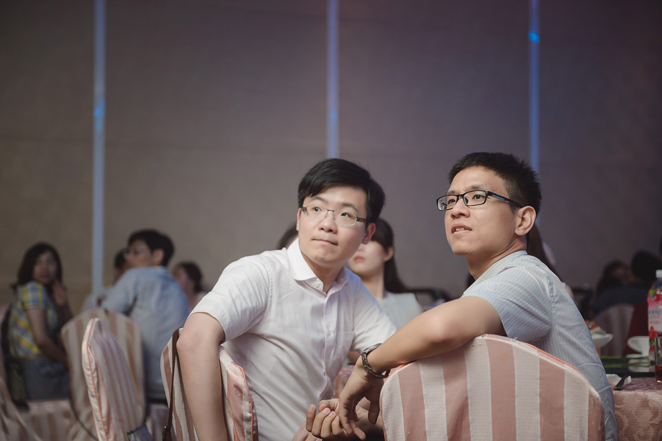 婚禮攝影-台南情定婚宴城堡永康館-57