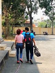 Love (Vit Nhn_7) Tags: love bag hand walk tay together hold yu i bc xch