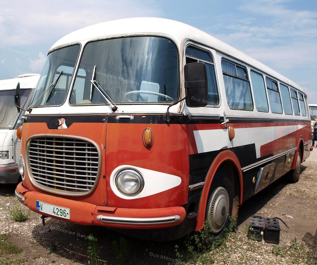 автобус skoda 706 rto -lux