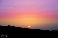 Atardeceres de verano... (E.M.Lpez) Tags: sunset color sol contraluz atardecer andaluca cielo julio verano puestadesol jan 2016 alcallareal sierrasurdejan