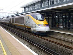 Eurostar 3223 at Ashford International (Jon Horrocks) Tags: eurostar 3223 ashfordinternational