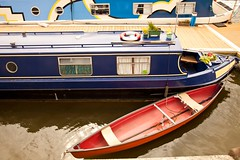 House boat 1/2 (John Glass) Tags: bristol boat houseboat barge