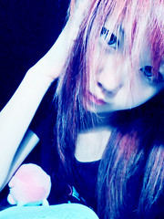 SKYLER'S (19) (LEECHINHWA l skyler) Tags: red cute girl beautiful hair doll pretty mask sweet russia gray korea korean lee kawaii spike uzbekistan chin skyler hwa pika lenses taki takumi bestface chinhwa ulzzang uljjang ohljjang leechinhwa
