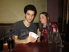 Poons Playing Cards (DJ Damien) Tags: manchester pubs zoes stel poons may2g13