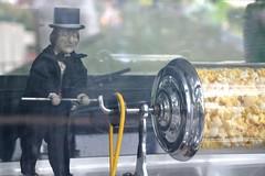 Undertaker Popcorn Turner at Disneyland