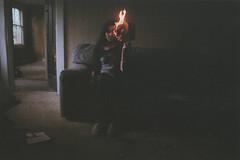 137/365 (Jimmy Carpenter) Tags: new england house abandoned fire massachusetts creepy burning destroyed dartmouth