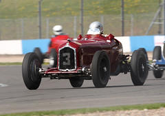 1934 Alfa Romeo P3 Tipo B (oldeyes47) Tags: 3 autoracing alfaromeo motorracing motorsport autosport vintageracing historicracing classicracing historicsportscarclub hscc hgpca doningtonhistoricfestival nuvolaritrophy
