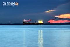 Sunset Melawai (Chaz Tumbelaka Photography) Tags: sunset balikpapan