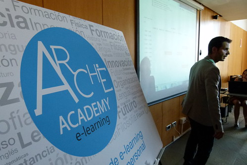 ARCHE Academy: Plataforma educativa on-line