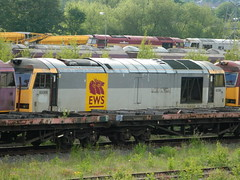 60088 at Toton TMD / Yard 08/06/2013 (37686) Tags: brush class tug 60 toton