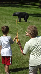 15th Annual Atlatl Competition (Heinz History Center) Tags: bear meadowcroft throw bowandarrow spear westernpennsylvania atlatl washingtoncounty meadowcroftrockshelter atlatlcompetition worldatlatlassociation meadowcroftrockshelterandhistoricvillage