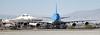 Air Force One 92-9000 (kenjet) Tags: blue psp us airport unitedstates president unitedstatesofamerica presidential vip airforceone boeing usaf 747 usairforce potus vc25a 29000 kpsp 929000 7472g4b