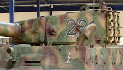 "PzKpfw VIH Tiger (14) • <a style=""font-size:0.8em;"" href=""http://www.flickr.com/photos/81723459@N04/9320627626/"" target=""_blank"">View on Flickr</a>"