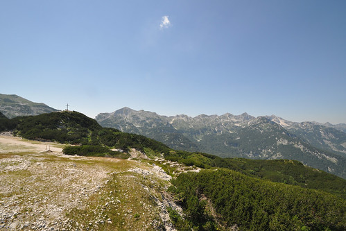 Julian Alps wide angle #1