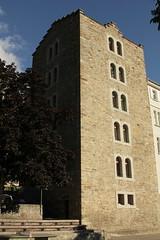Ornavassoturm ( Turm - Wohnturm - Tower => Baujahr um 1250 ) im Dorf Naters im Kanton Wallis - Valais in der Schweiz (chrchr_75) Tags: schweiz switzerland suisse suiza swiss august sua christoph svizzera wallis sveits valais sviss zwitserland sveitsi suissa chrigu szwajcaria 1308  2013 chrchr kantonwallis hurni chrchr75 chriguhurni kantonvalais august2013 chriguhurnibluemailch hurni130820 albumzzz201308august