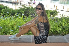 this morning Porto Cervo (martina_padula www.nicelime.it) Tags: sardegna summer costa love me smile sunglasses myself bag happy shoes sardinia watch follow porto converse timex lovely chanel zara cervo smeralda