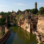 Forts de colline du Rajasthan