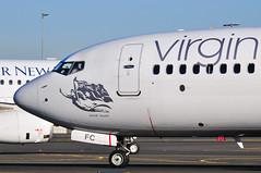 Virgin Australia B737-800 'Bondi Beach' (altinomh) Tags: plane airport aviation sydney australia virgin nsw newsouthwales boeing airlines syd spotting 737 sydneyairport b737 yssy