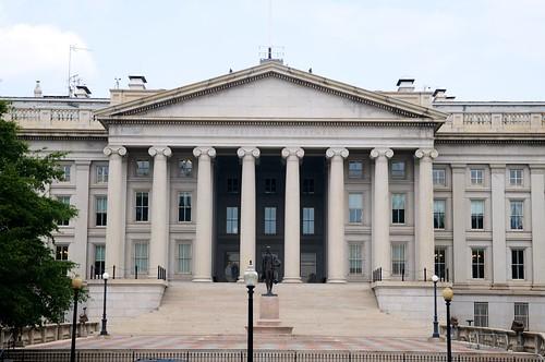 US Treasury Department