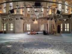 Masjid Nur-U Osmaniye (portable_soul) Tags: muslim islam pray praying mosque allah moslem shalat musholla baitullah