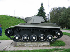 "T-70 (2) • <a style=""font-size:0.8em;"" href=""http://www.flickr.com/photos/81723459@N04/9678867488/"" target=""_blank"">View on Flickr</a>"