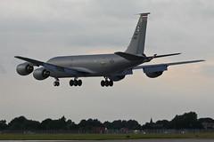 KC-135R Stratotanker 58-0100 USAFE (Jarco Hage) Tags: uk aviation usaf mildenhall militair kc135r egun stratotanker usafe 580100 byjarcohage