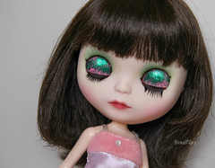 Coco's eyelids :)