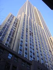 Empire State Building in Manhattan, New York, USA (dzhingarov) Tags: empirestatebuilding