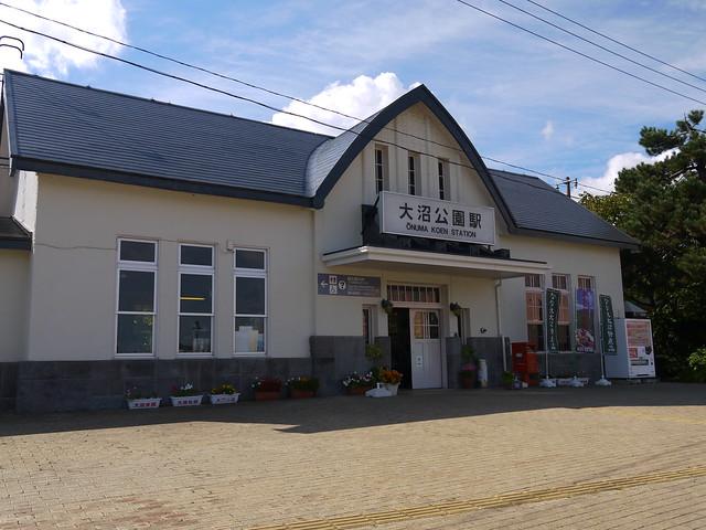 大沼公園駅