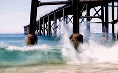 Wave (pominoz) Tags: sea pier jetty filter wharf nsw nd fader catho catherinehillbay