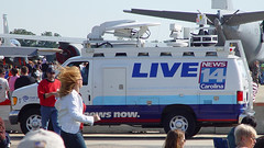 Channel 14 (blazer8696) Tags: usa news broadcast television truck nc tv unitedstates live 14 johnson northcarolina 2006 carolina remote van seymour gsb channel goldsboro irongate ecw t2006