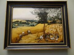 The Met: Brueghel - Harvest (jimforest) Tags: themet metroplitanmuseumofart